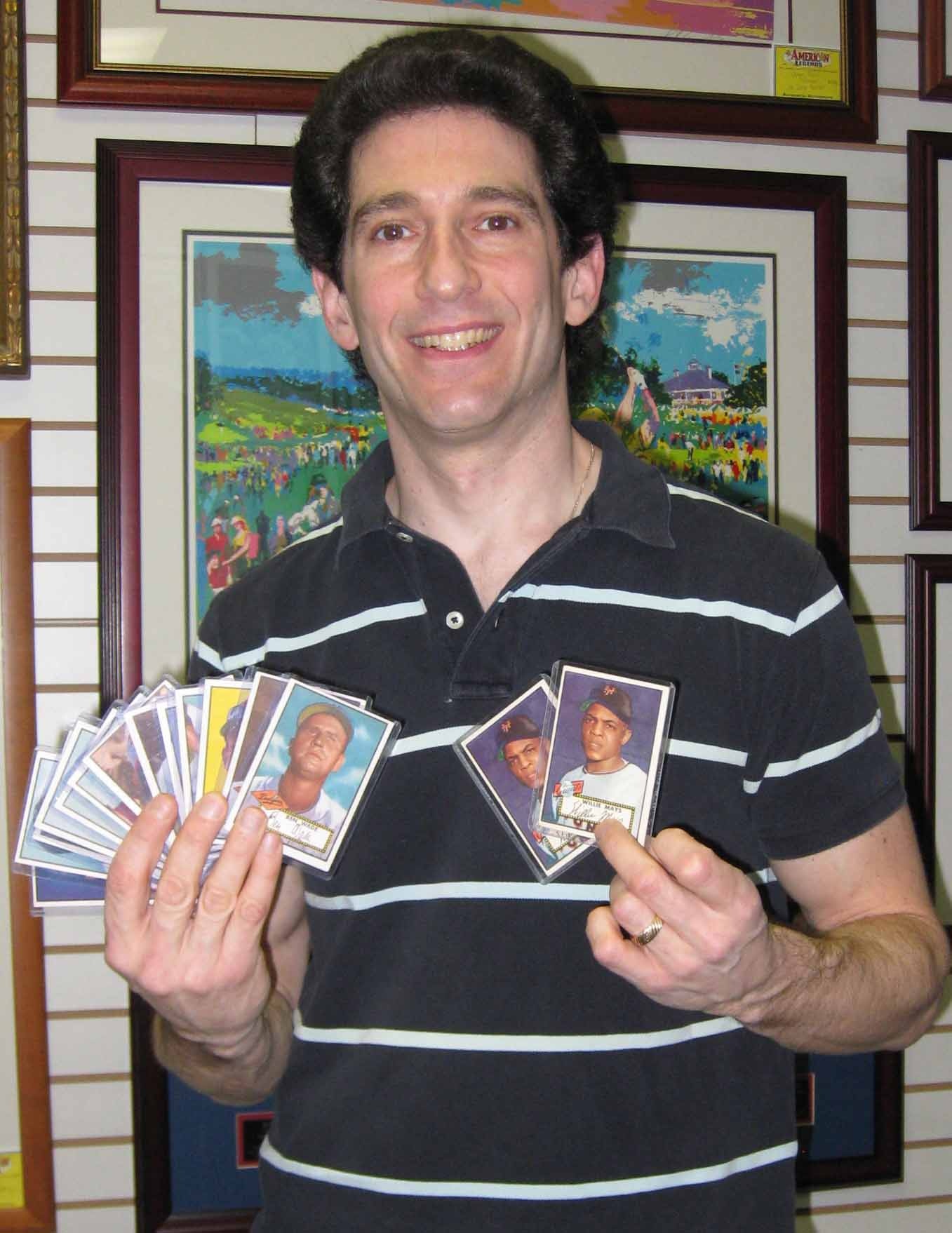 Sell Us Your Baseball Sports Cards American Legends