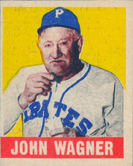 Selling Honus Wagner Baseball Cards American Legends