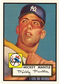 52-TOPPS--MANTLE