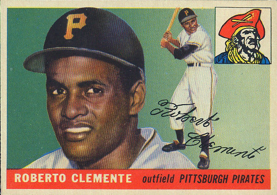 Selling Roberto Clemente Baseball Cards American Legends