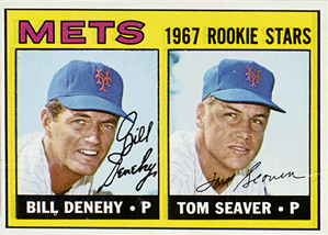 Selling Tom Seaver Baseball Cards American Legends